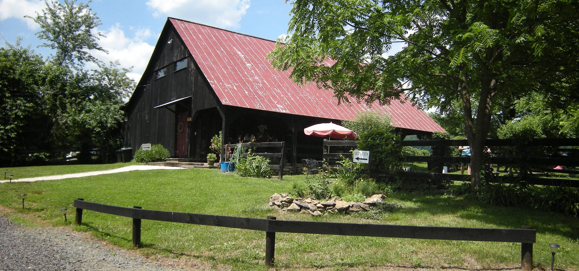 Sharp Rock Winery